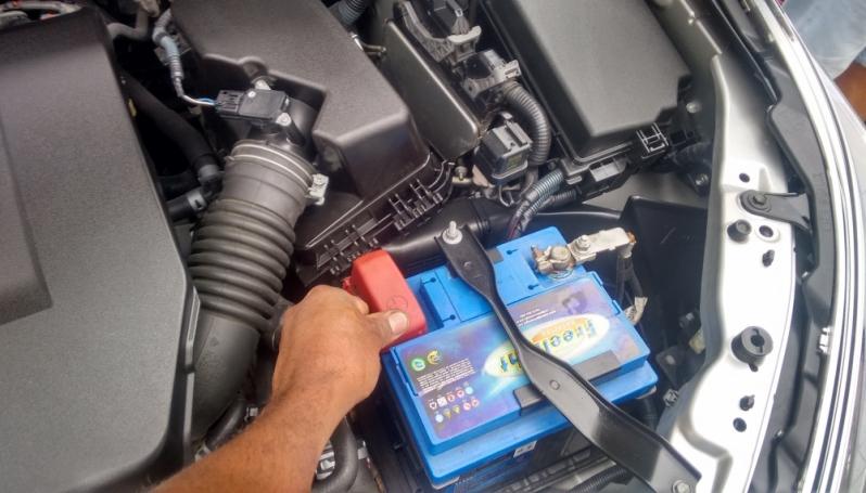 Baterias 24 Hs para Carros Cidade Dutra - Baterias a Domicílio para Carros de Passeio