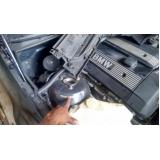 mecânico para carros blindados Ponte Rasa