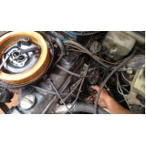 oficina mecânica para manutenção de carros antigos