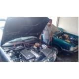 oficina mecânica para manutenção de veículos leves