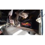 bateria a domicílio para carros utilitários